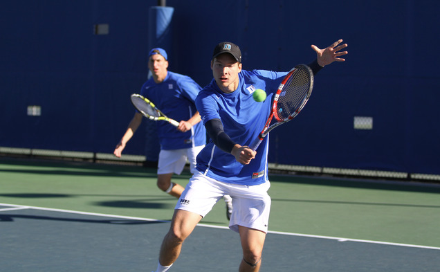 Senior Jason Tahir advanced to the semifinals in singles this weekend at the ITA Regionals, possibly earning him a bid to the ITA National Indoors Nov. 6.