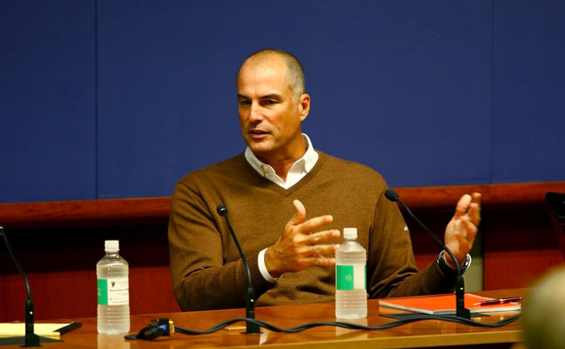 """The problem I am trying to solve is one of fundamental fairness.""—ESPN Jay Bilas said of the NCAA amateur model."