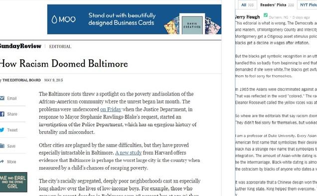 poor neighborhood essay