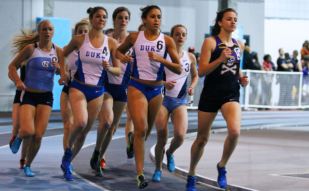 Fresh off a successful indoor campaign, the Blue Devils will look to capture the outdoor title at next weekend's ACC Championship.