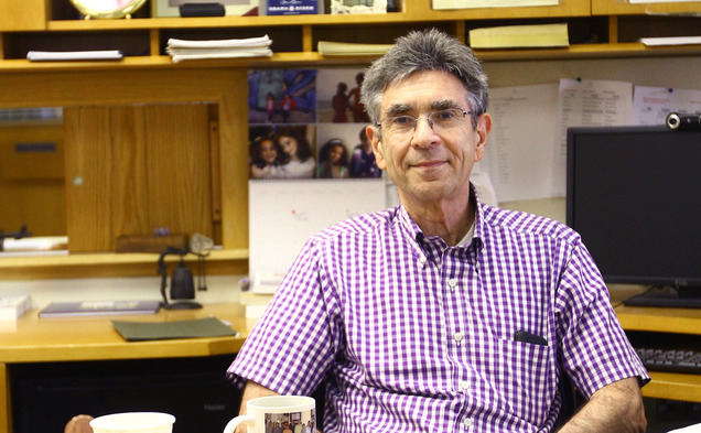 Professor Robert Lefkowitz is part of a collaborative research team with focuses on G-protein-coupled receptors.