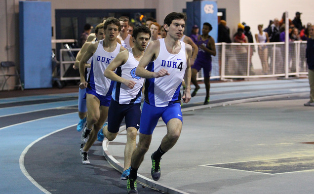 Duke will send nearly all of its athletes to compete at meets in Virginia and New York this weekend.