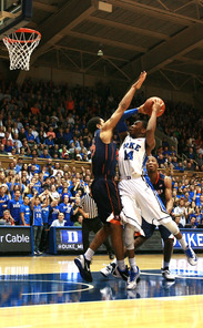 Sulaimon's fortunate 3-pointer to bury a Virginia comeback in Cameron Indoor Stadium put a halt to Duke's ACC struggles and helped Sulaimon become a consistent contributor again.