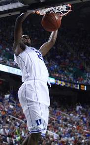 Tyler Thornton's defensive effort led to this Amile Jefferson dunk, which was one of the key plays of the second half.