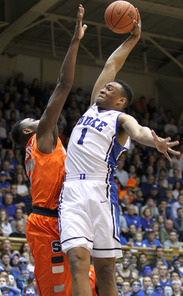 Staying aggressive and attacking the basket has helped Jabari Parker find late-season success.