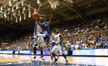 Although this season's starting lineup is far from set, sophomore Rasheed Sulaimon appears to be one of Duke's players fighting for a spot.